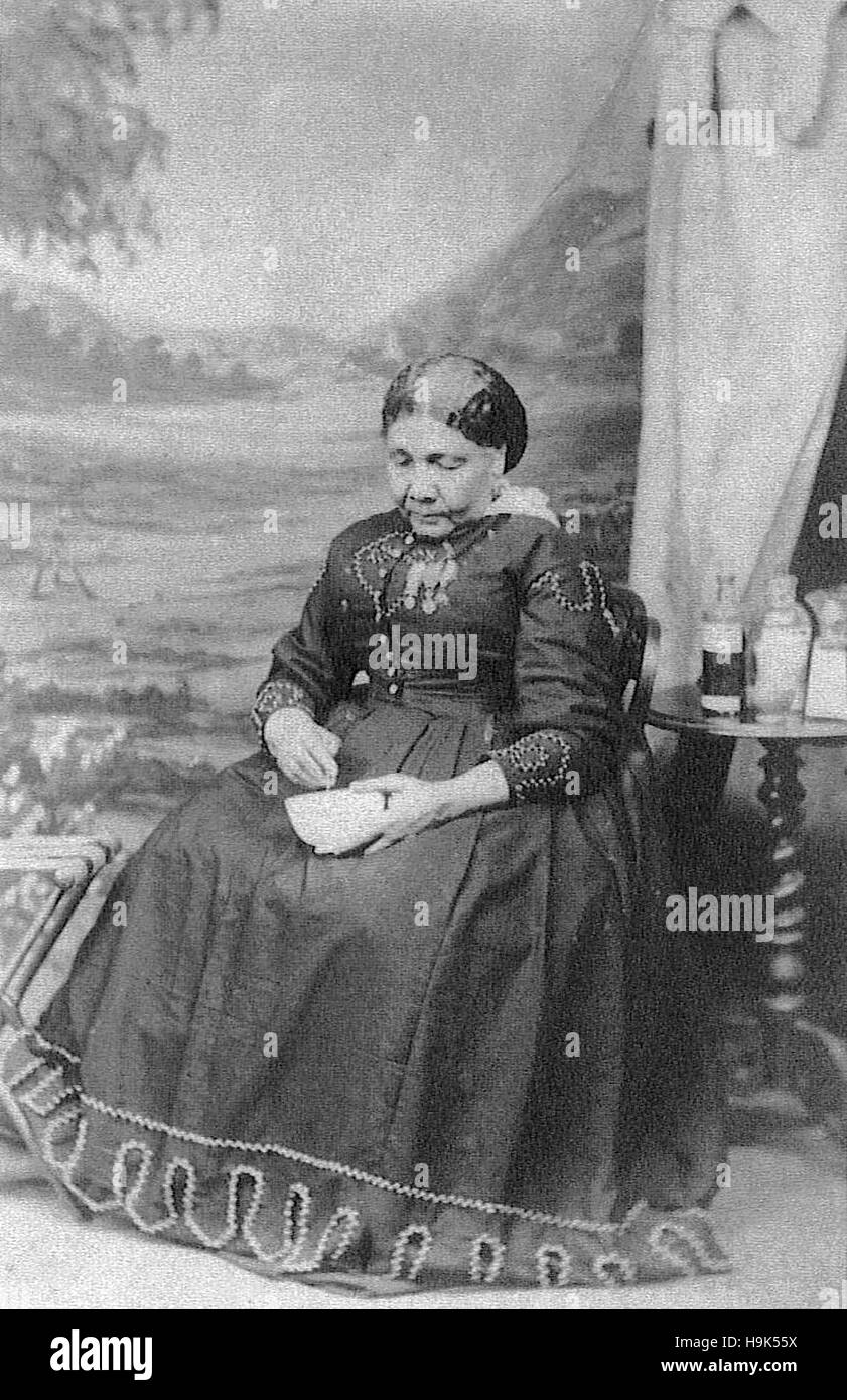 Mary Seacole - Stock Image