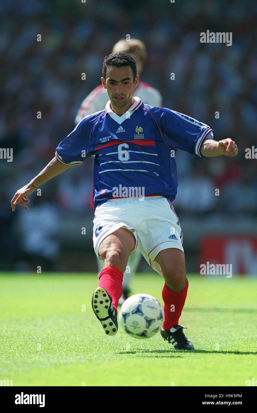 Yuri Djorkaeff: biography of the French football player 7