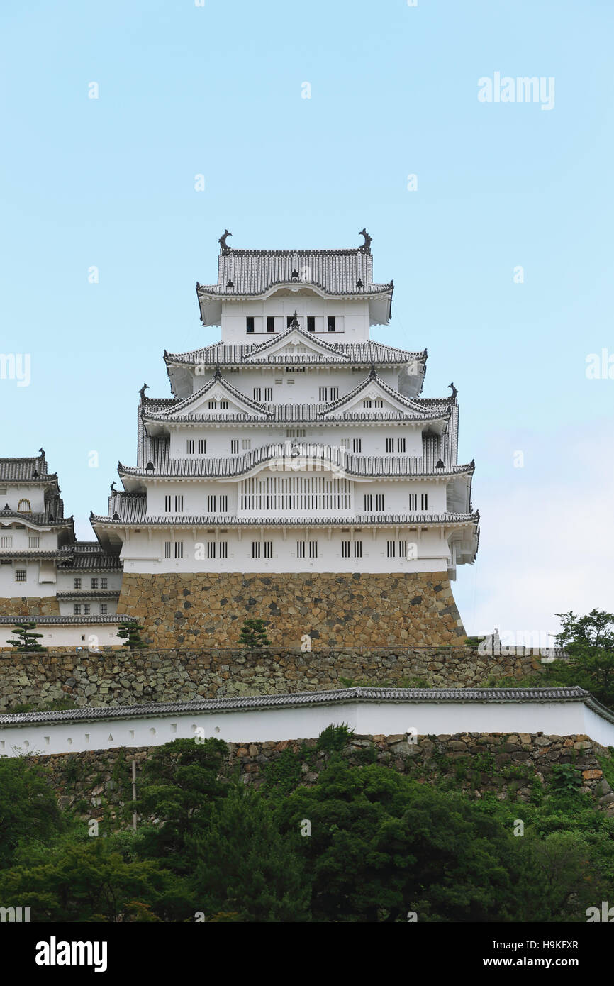Himeji castle hyogo prefecture japan stock photo 126434079 alamy himeji castle hyogo prefecture japan publicscrutiny Choice Image