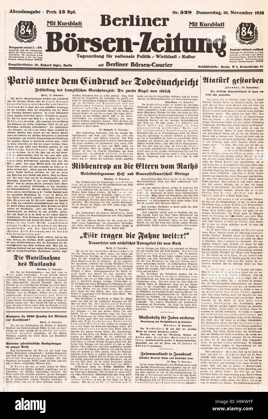 Boersen Zeitung