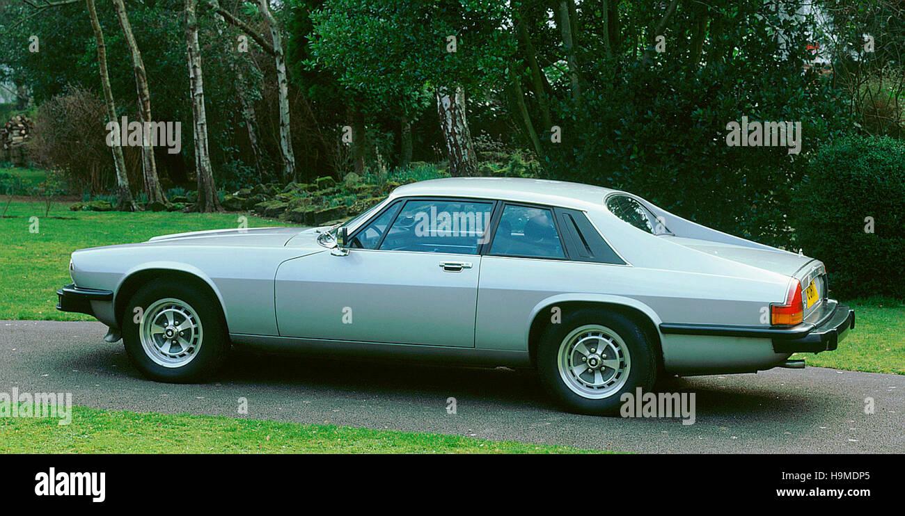 1979 Jaguar XJS Stock Photo: 126454333 - Alamy
