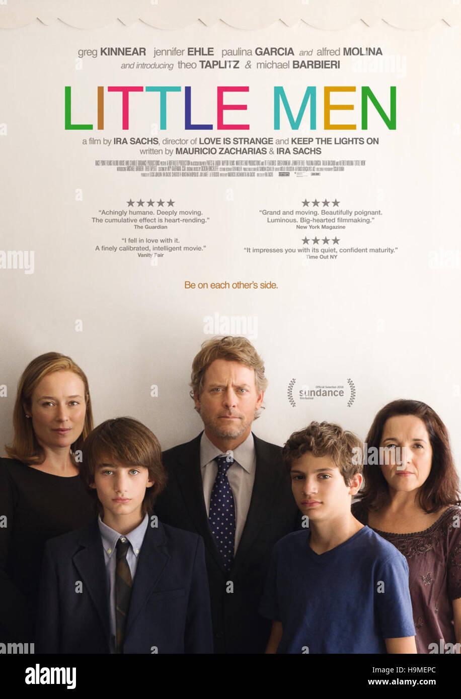 LITTLE MEN (2016) IRA SACHS (DIR) MOVIESTORE COLLECTION LTD - Stock Image