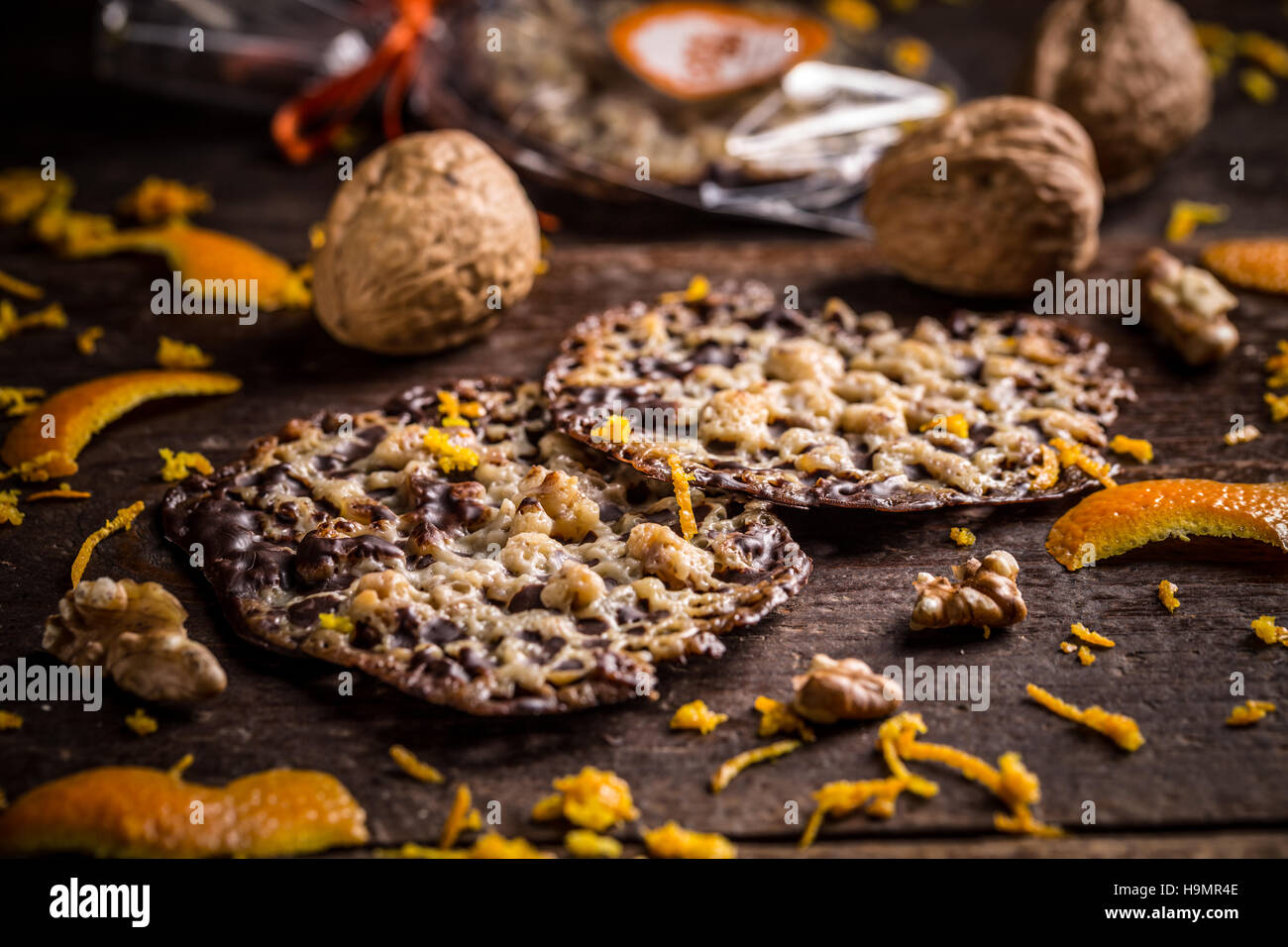Homemade Moskauer - Stock Image