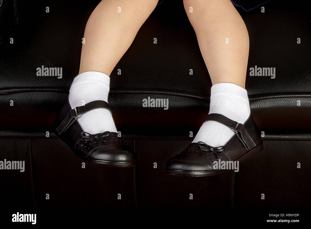 Woman Wearing White Socks Stock Photos  Woman Wearing -7701
