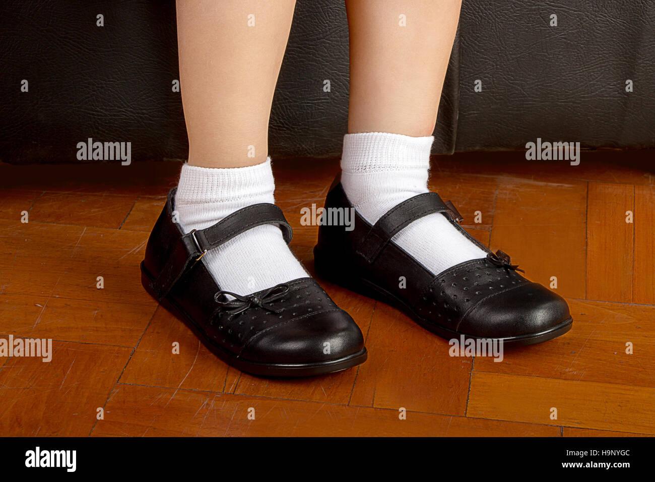 Little Girls Shoes High Resolution