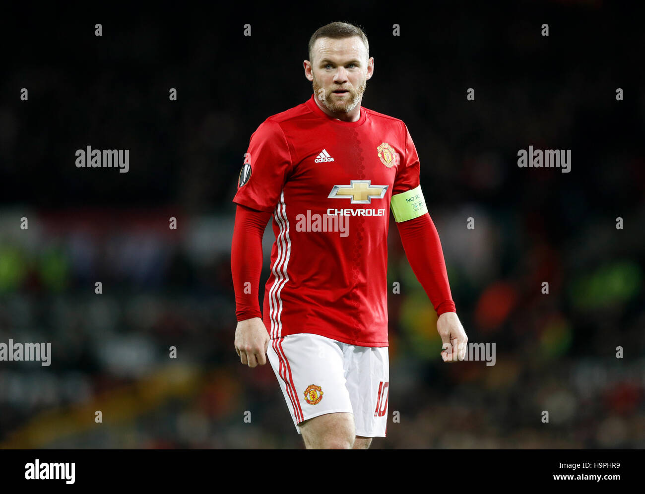 4a762e88d11 Manchester United s Wayne Rooney during the UEFA Europa League match at Old  Trafford