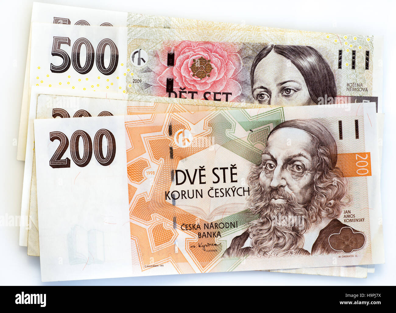 czech republic currency