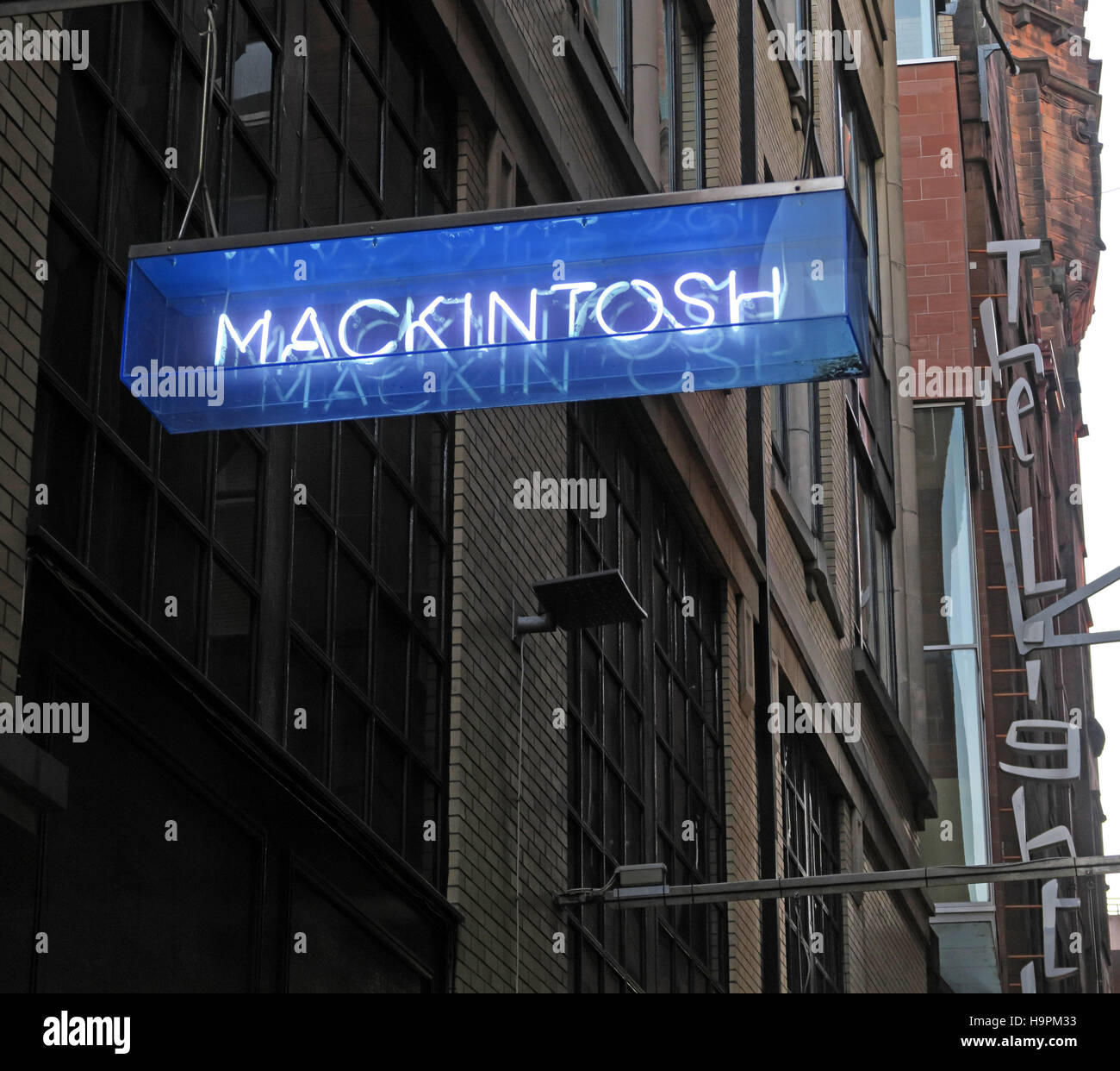 Mackintosh Legacy,The lighthouse art gallery, Glasgow, Scotland,UK - Stock Image