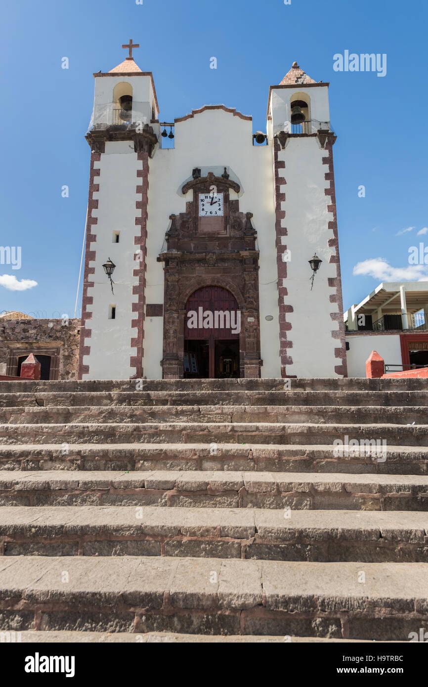 San Antonio Parish Church In The Colonial Unesco Heritage City Of
