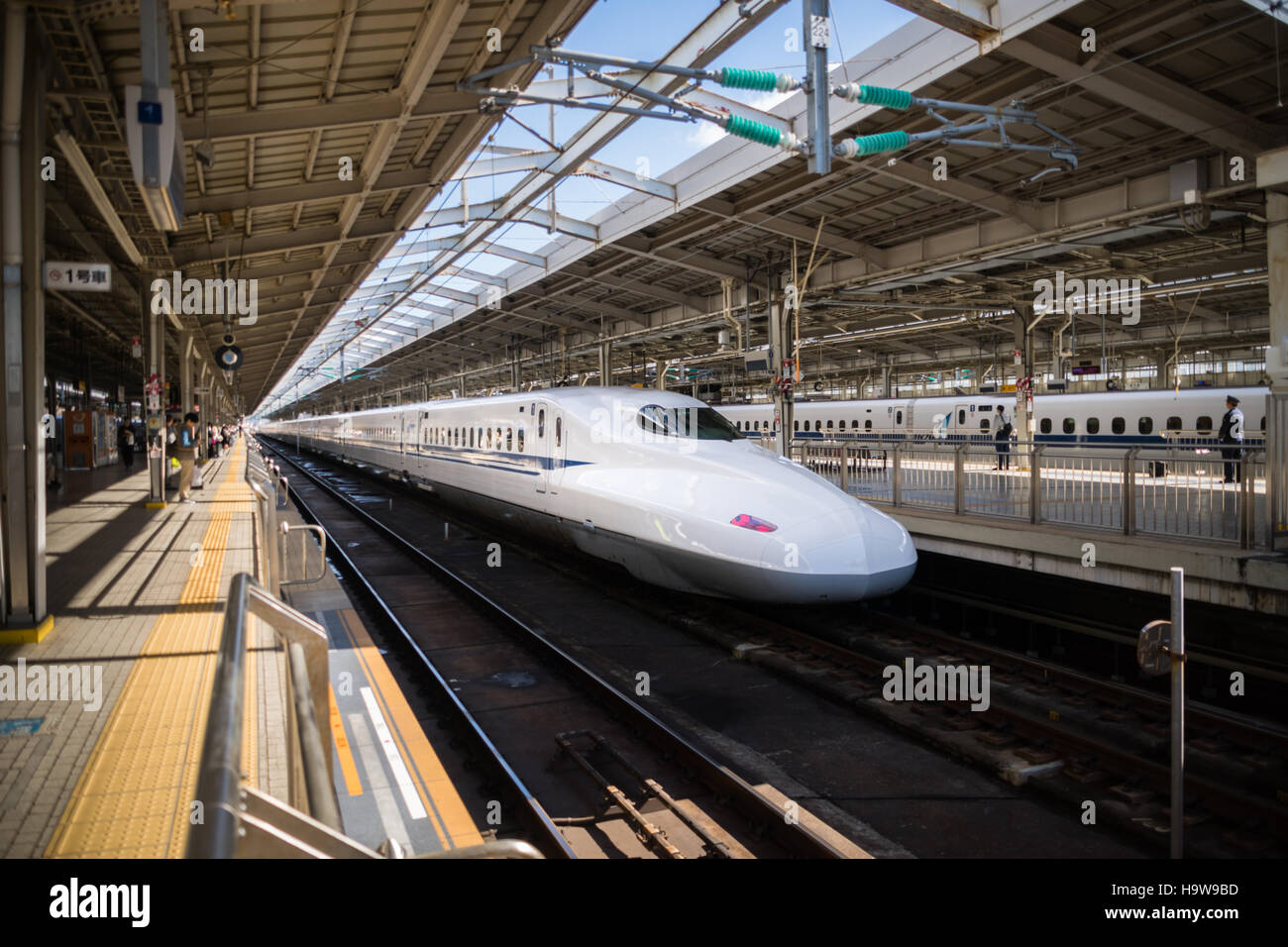 how to buy bullet train ticket from tokyo to osaka