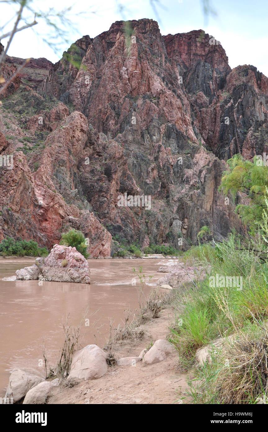 Vishnu Schist Grand Canyon Stock Photos Amp Vishnu Schist