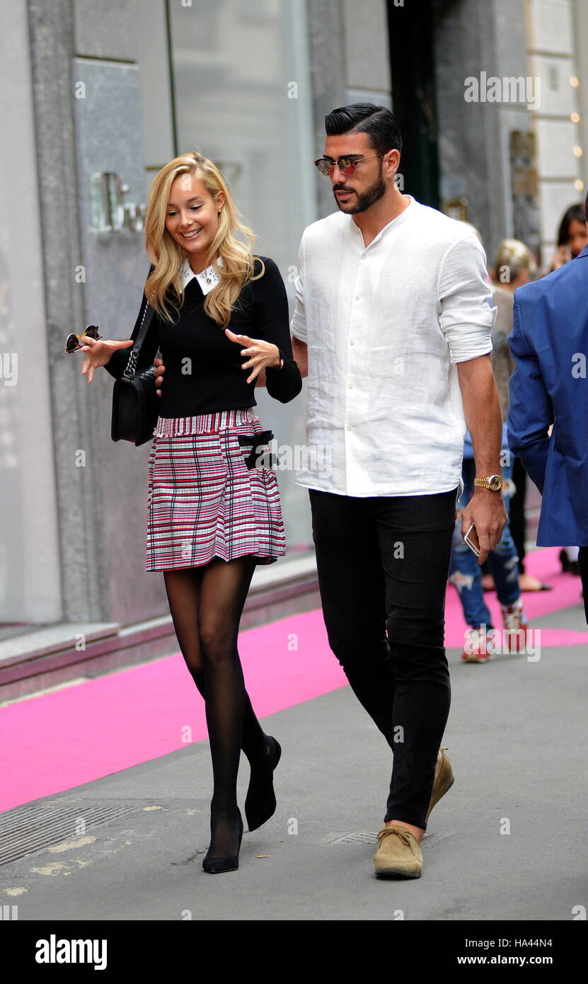 former-southampton-striker-graziano-pelle-and-his-girlfriend-viktoria-HA44N4.jpg