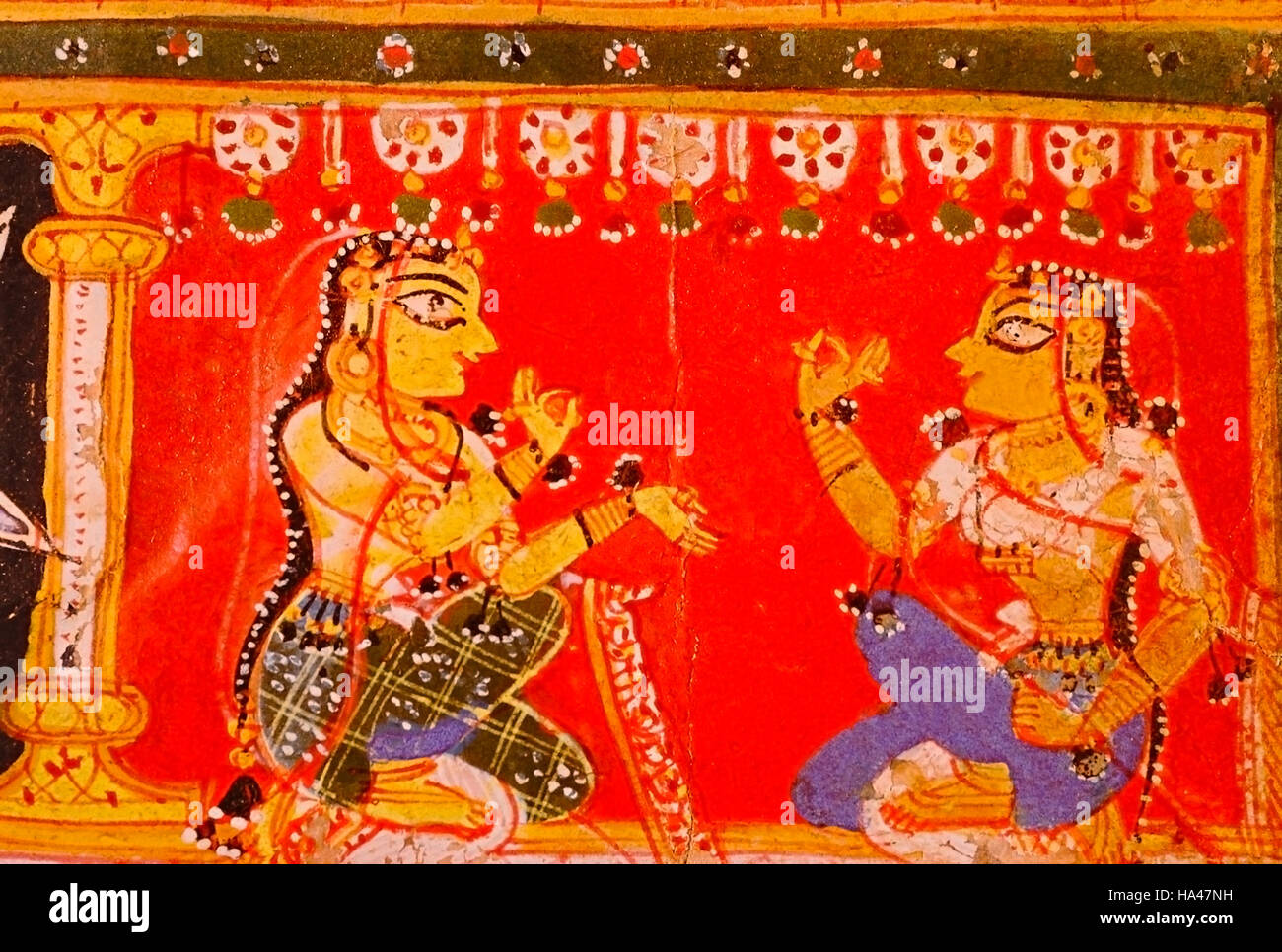 Mughal Art Stock Photos Amp Mughal Art Stock Images Alamy