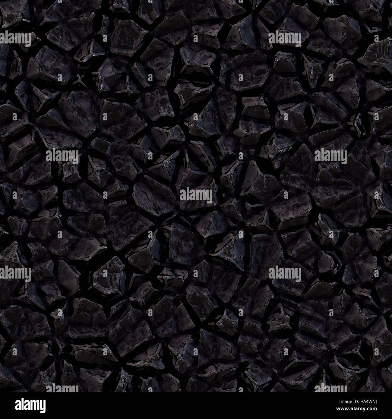 . Raster Seamless Dark Stone Texture Stock Photo  126727150   Alamy