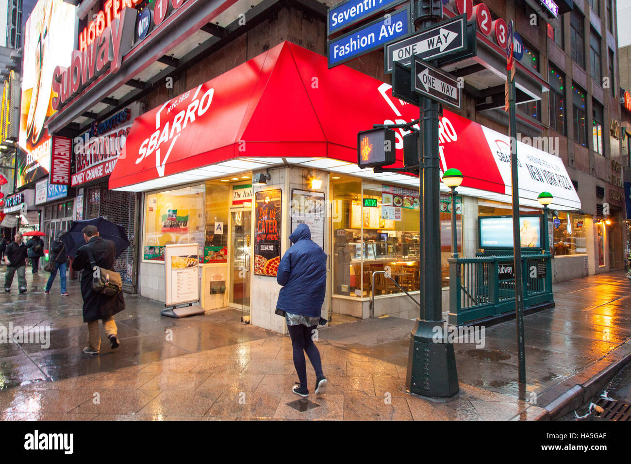 Seventh Avenue Stock Photos Seventh Avenue Stock Images Alamy