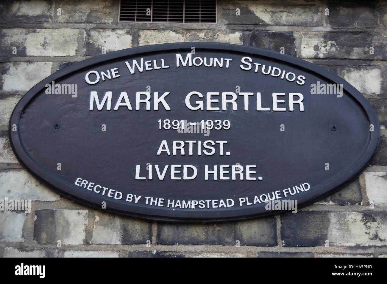 Mark Gertler Stock Photos & Mark Gertler Stock Images - Alamy
