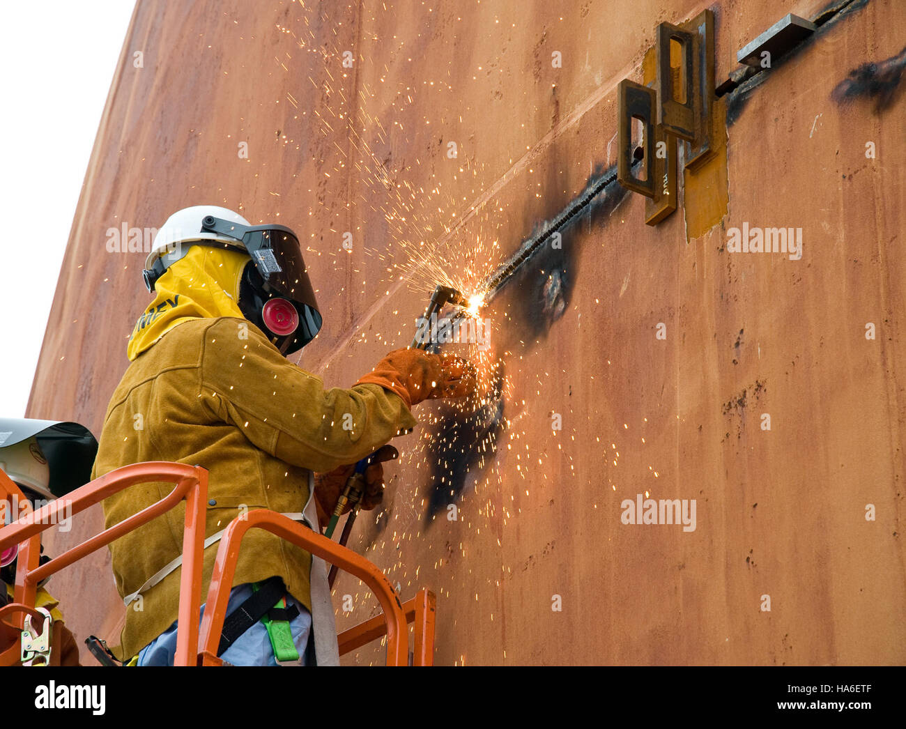 departmentofenergy 7448033130 HWCTR Decommissioning - Stock Image