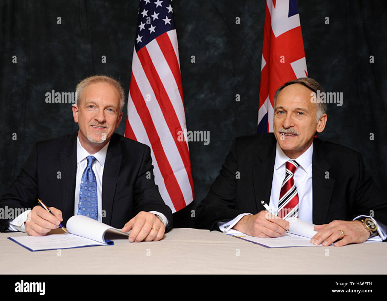 departmentofenergy 7609930668 EM Renews Agreement with United Kingdom's Nuclear Decommissioning Authority - Stock Image
