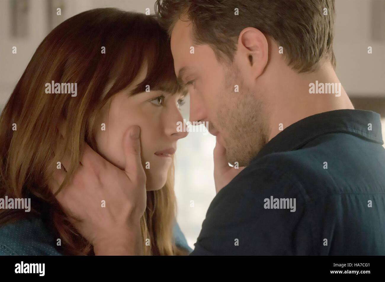 Fifty Shades Darker 2017 Universal Film With Dakota Johnson And Jamie Stock Photo Alamy
