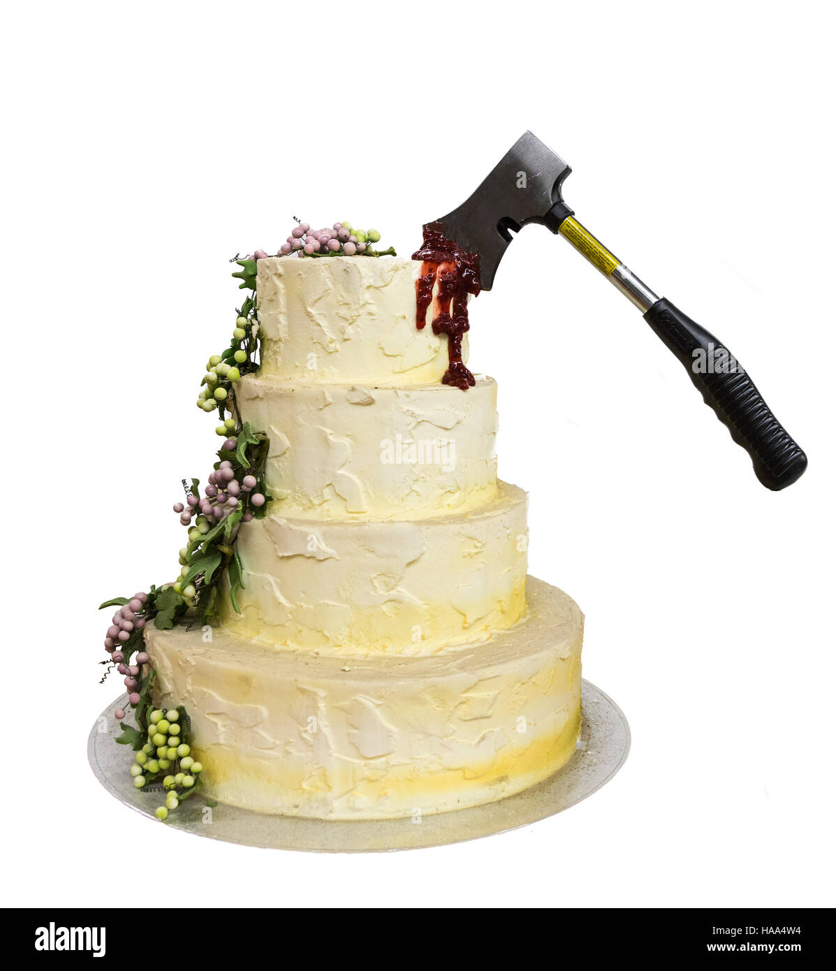 Bride And Groom Cake Topper Stock Photos & Bride And Groom Cake ...