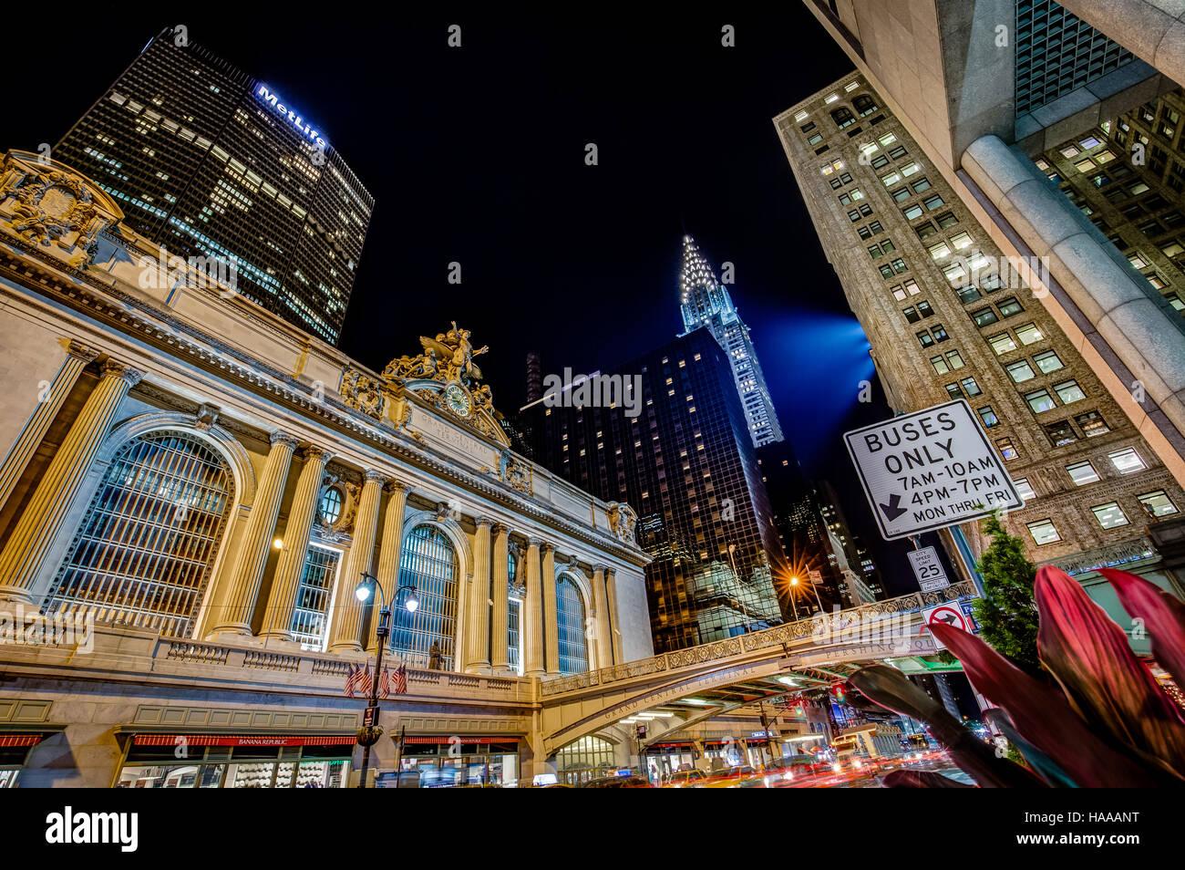 Grand Central Terminal Stock Photo