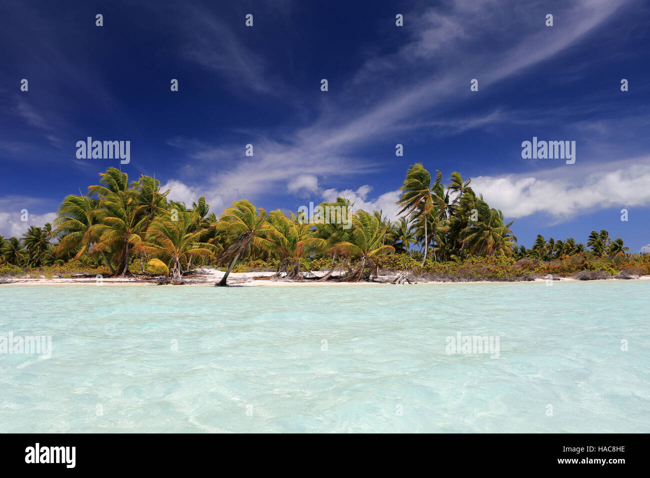 Christmas Island Kiribati Micronesia Stock Photos & Christmas Island ...