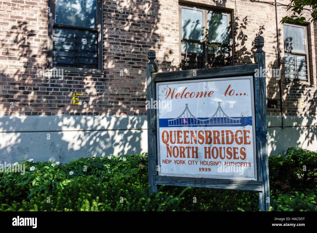 New York City Housing Authority Stock Photos & New York City