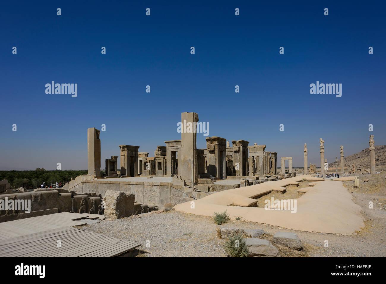 Persepolis, Iran - Stock Image