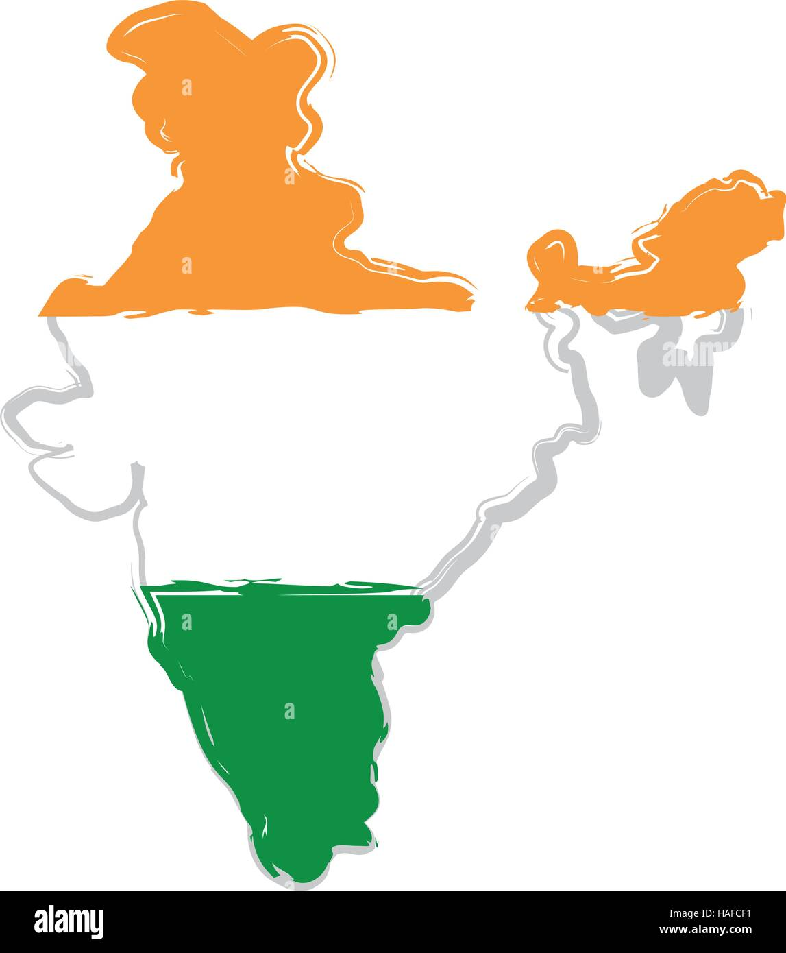 India Map High Resolution Stock Photography And Images Alamy