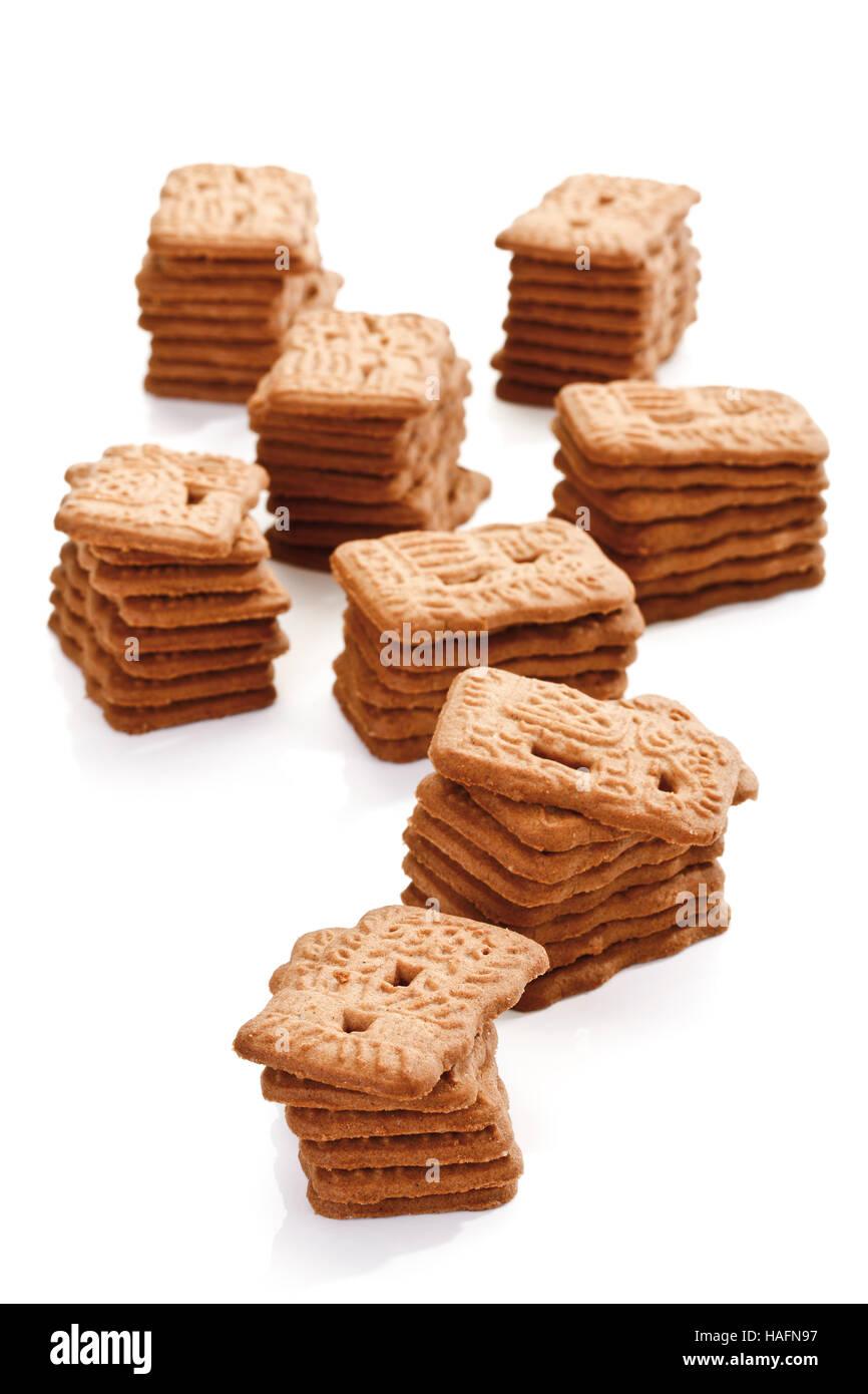 Spekulatius Spiced Biscuits Stock Photos Spekulatius Spiced