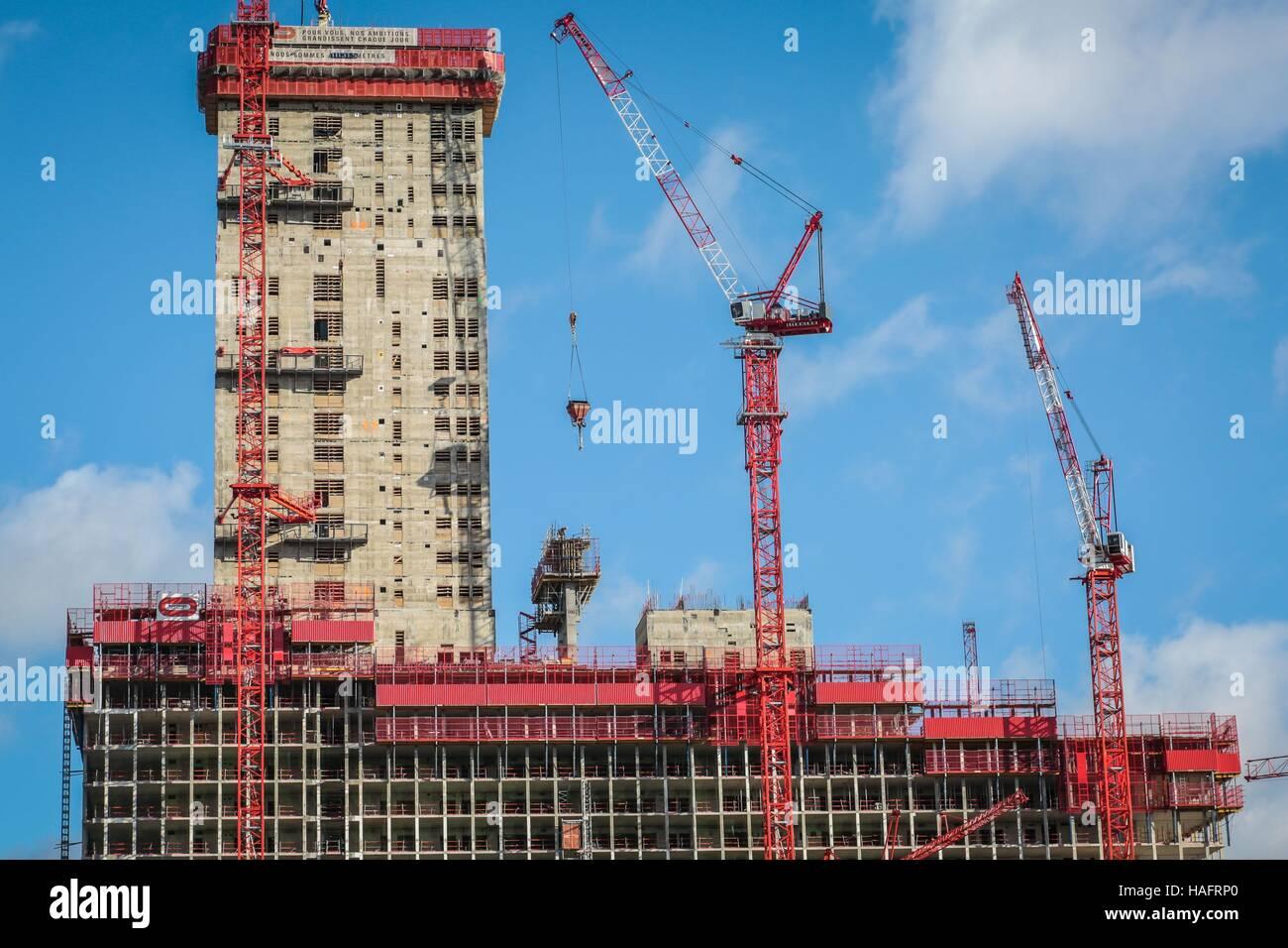 TGI PARIS Stock Photo