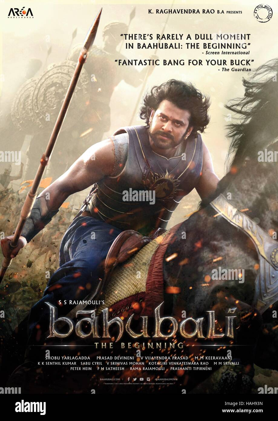 bahubali: the beginning year : 2015 india director : s.s. rajamouli