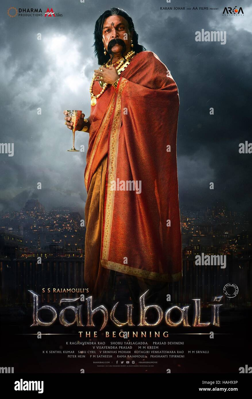 bahubali: the beginning year : 2015 india director : s.s. rajamouli
