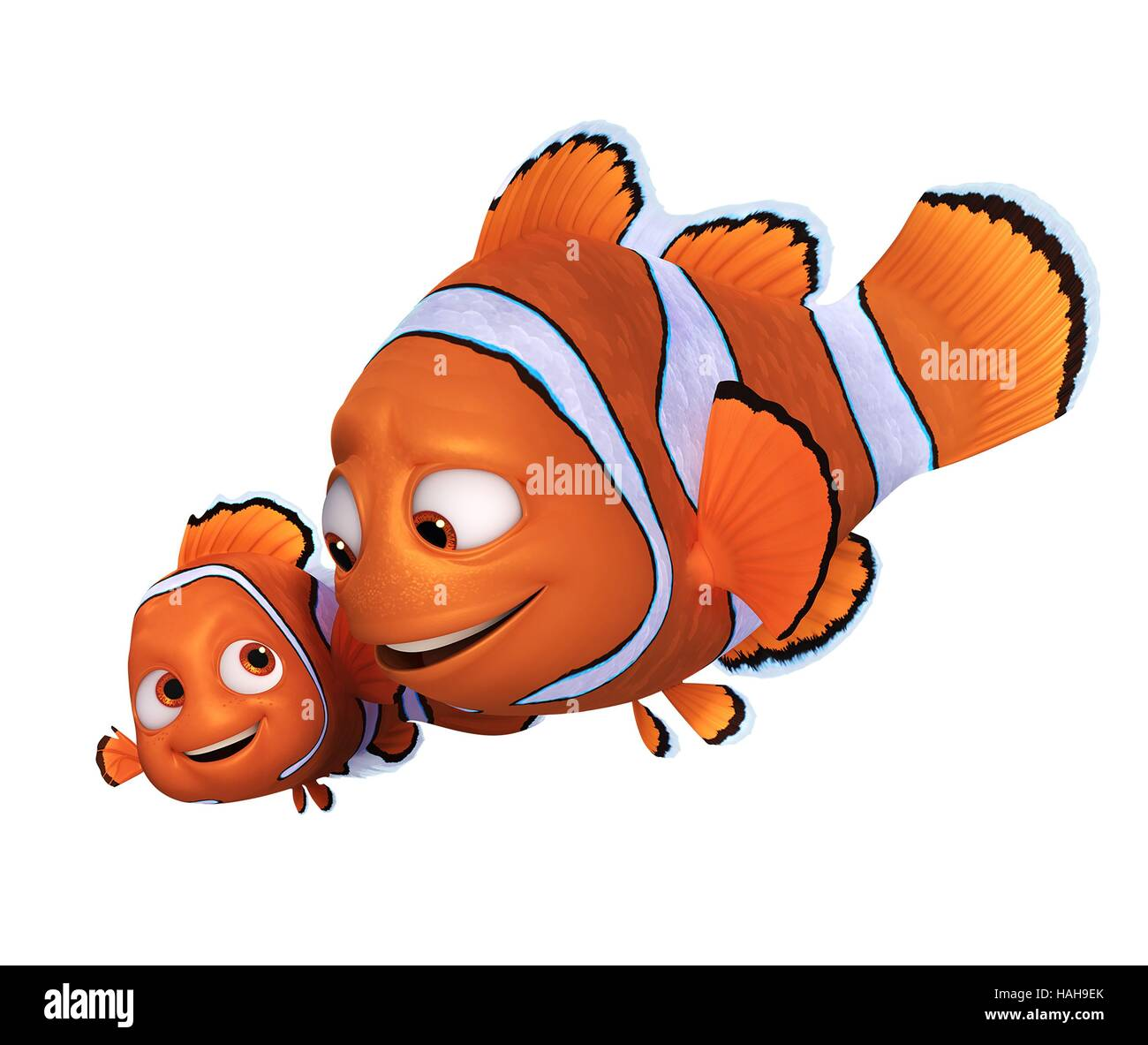 Finding Nemo Cut Out Stock Images & Pictures - Alamy