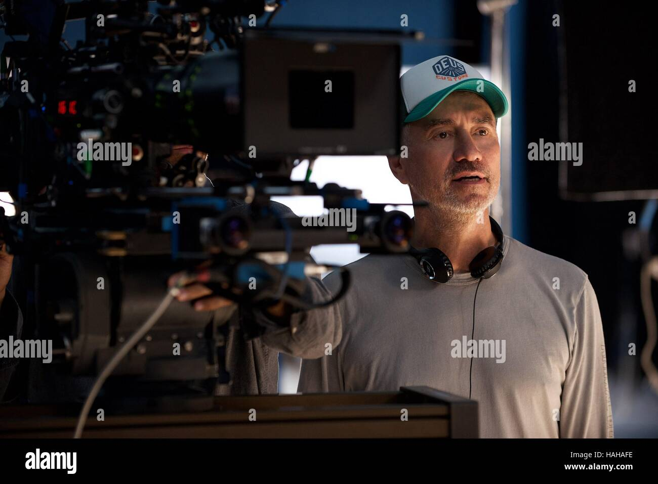 Independence Day: Resurgence Year : 2016 USA Director : Roland Emmerich Roland Emmerich Shooting picture - Stock Image