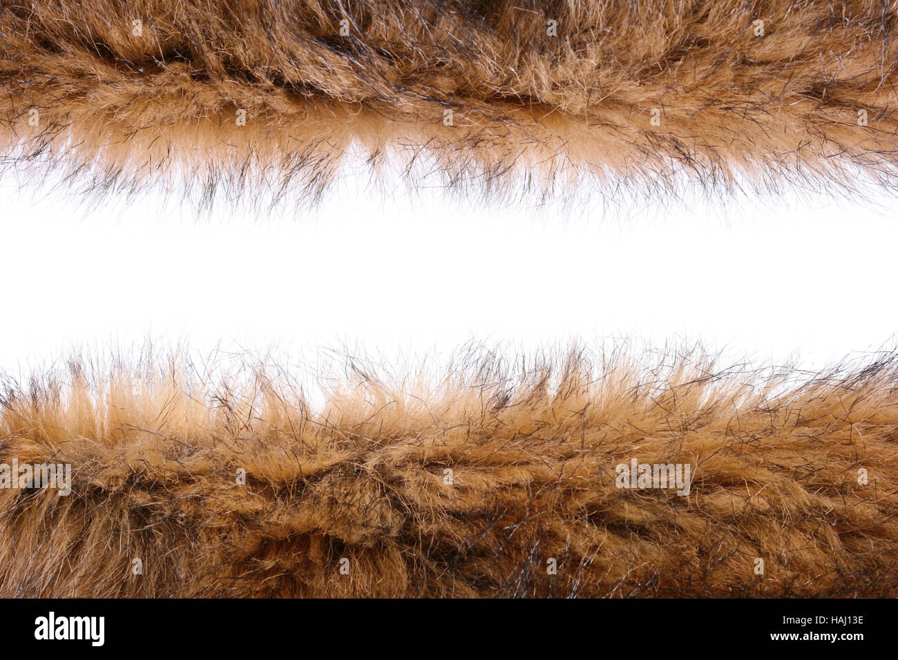 Fluffy wool texture - Stock Image