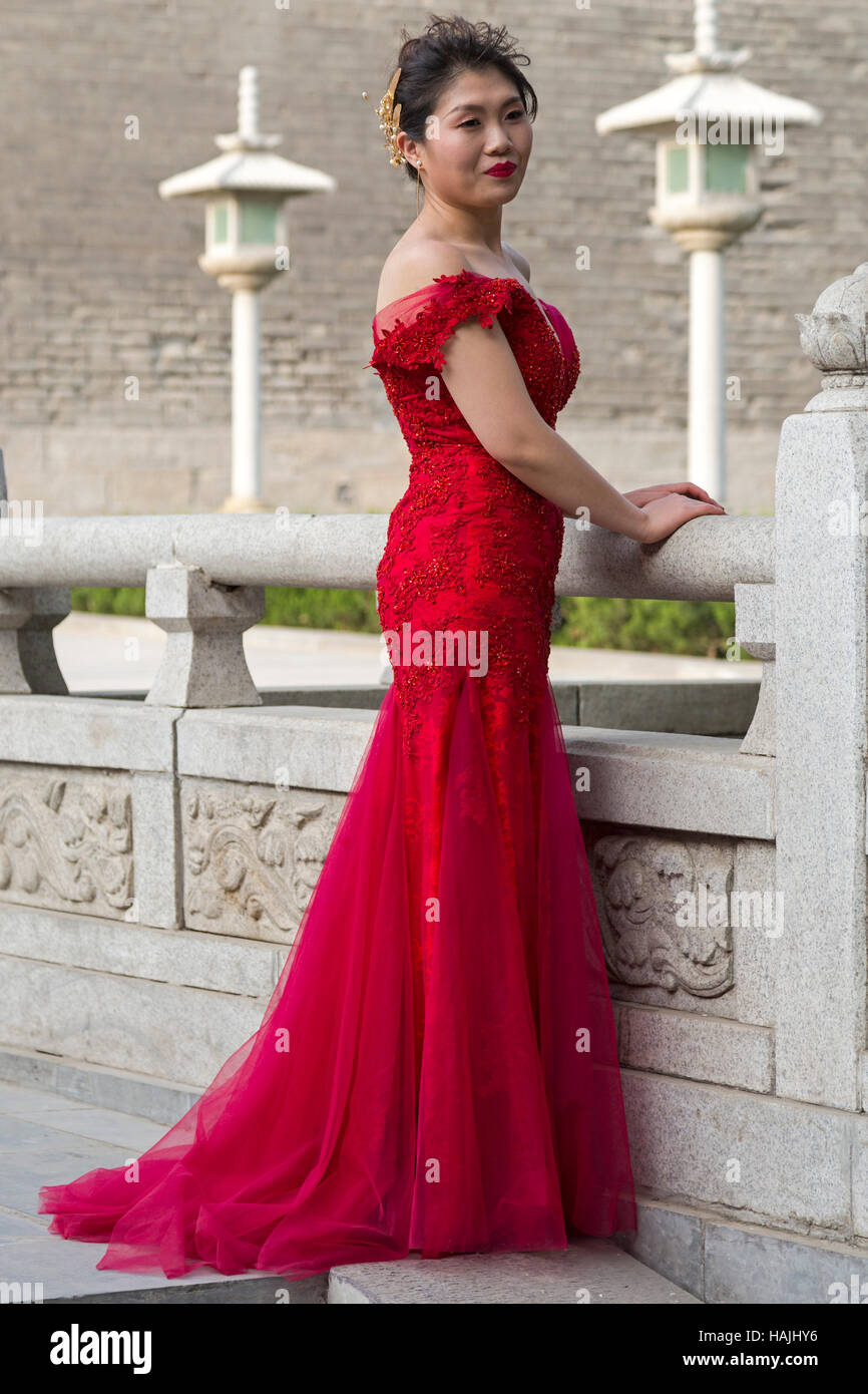 Awesome Chinese Style Wedding Dress Gallery - Styles & Ideas 2018 ...