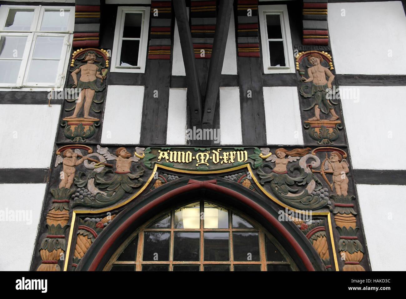 Fachwerkhaus D Stock Photos & Fachwerkhaus D Stock Images - Alamy