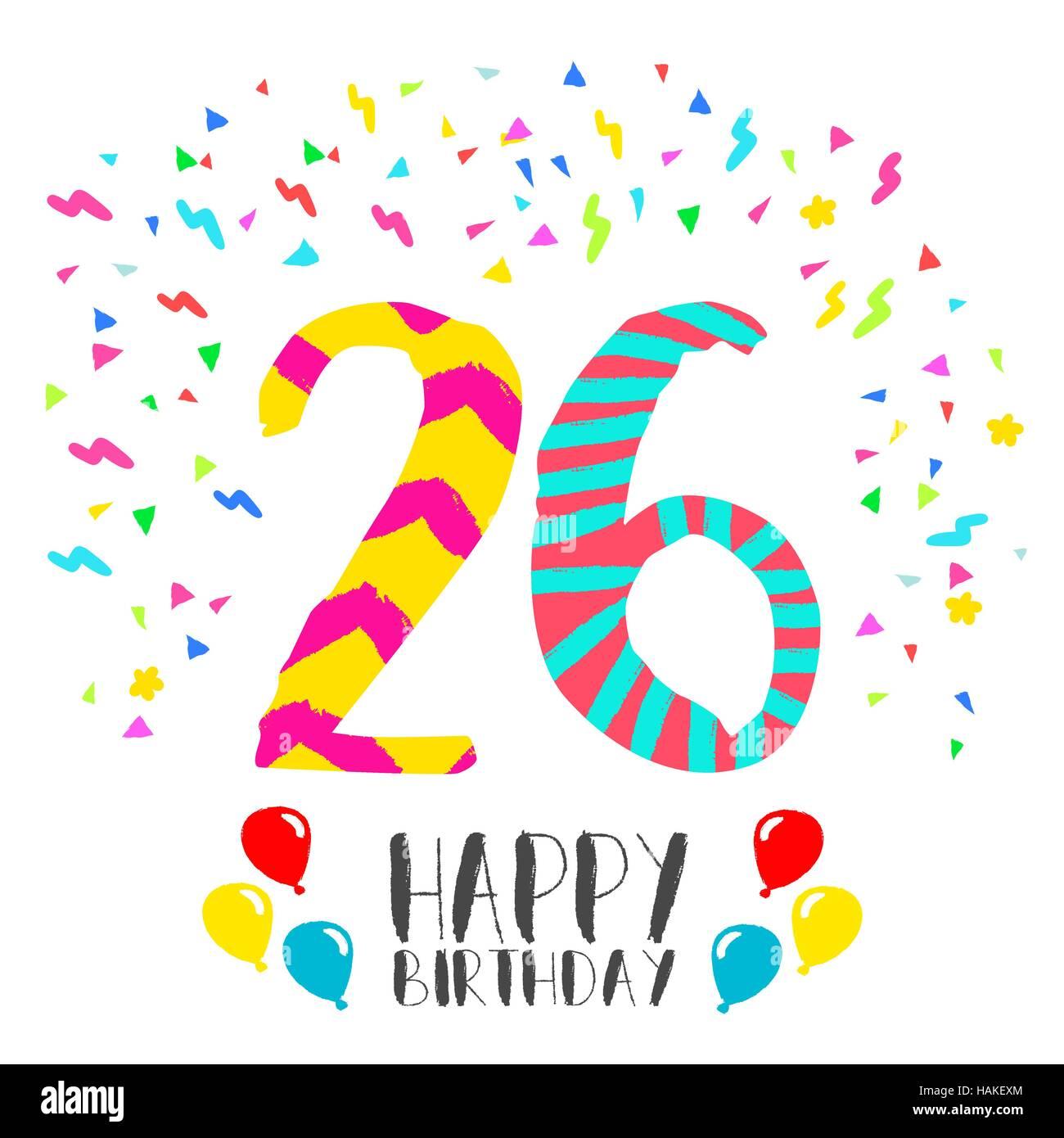 26 birthday number numerology
