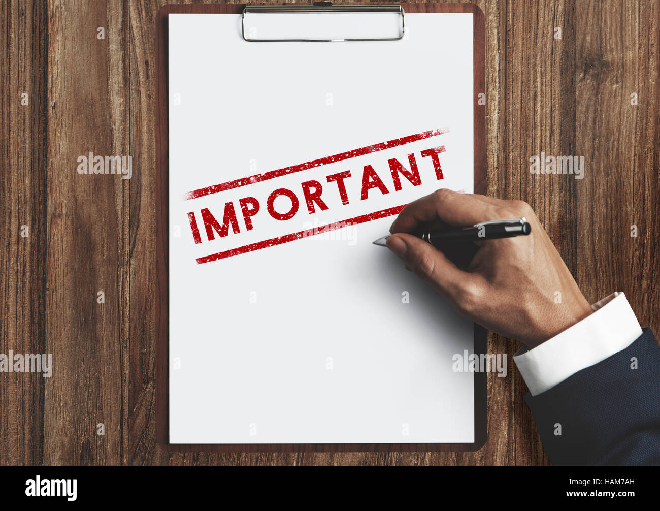 Important Prioritize Tasks Urgent Issues Order Concept - Stock Image
