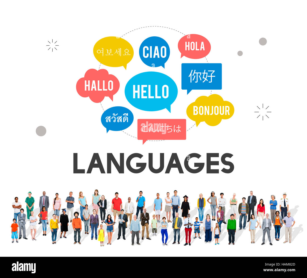 African languages stock photos african languages stock images alamy multilingual greetings languages concept stock image m4hsunfo