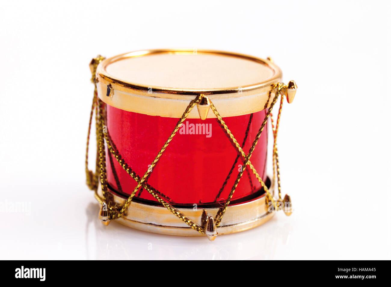 Christmas Drum.Drum Christmas Tree Decoration Stock Photo 127066133 Alamy