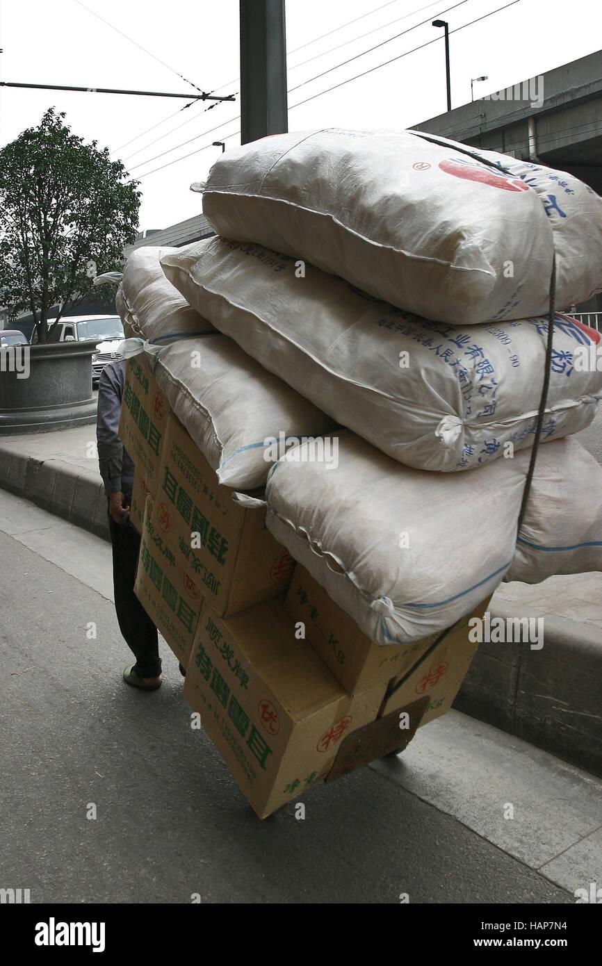 guangzhou - Stock Image