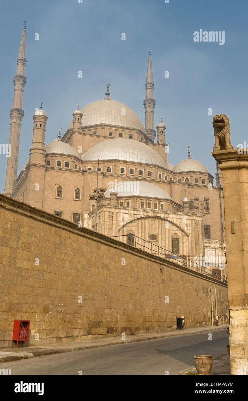 Salah Al-Din Citadel - Stock Image