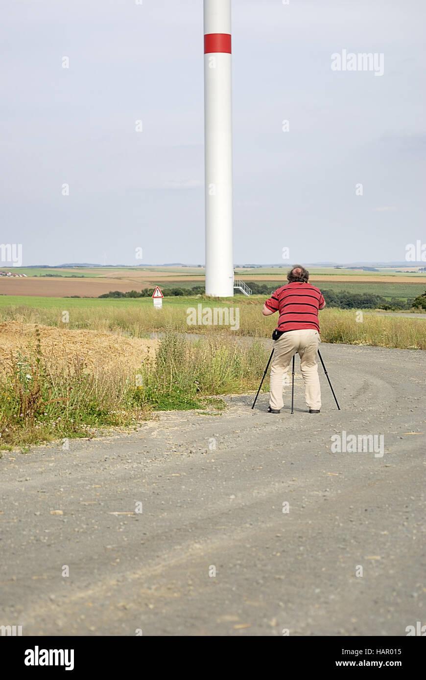 Fotograf-photograph Stock Photo