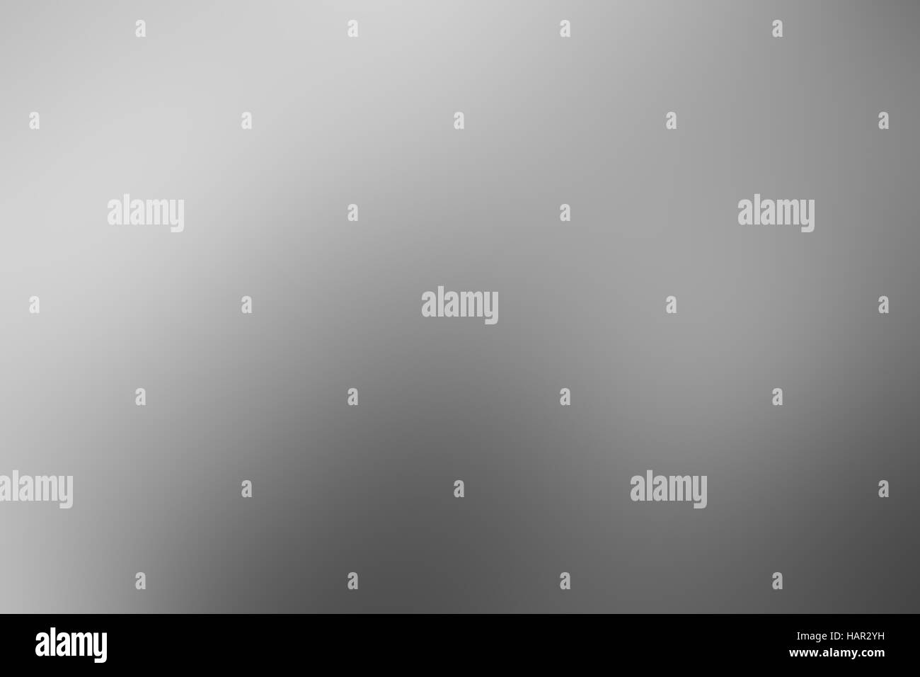 Abstract background. Smooth gradient background of black and white - Stock Image