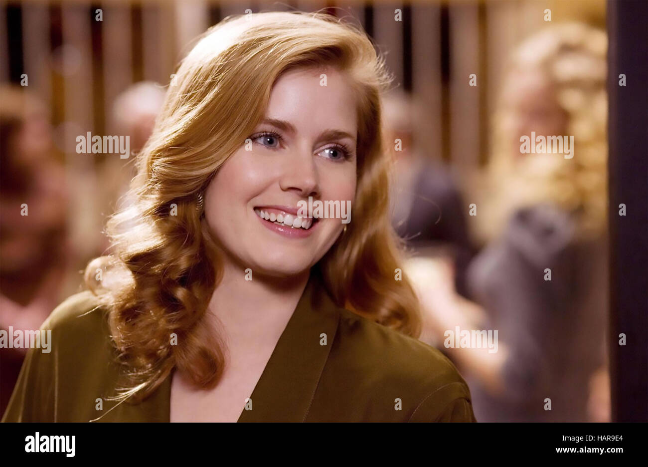 CHARLIE WILSON'S WAR 2007 Paramount film with Amy Adams - Stock Image