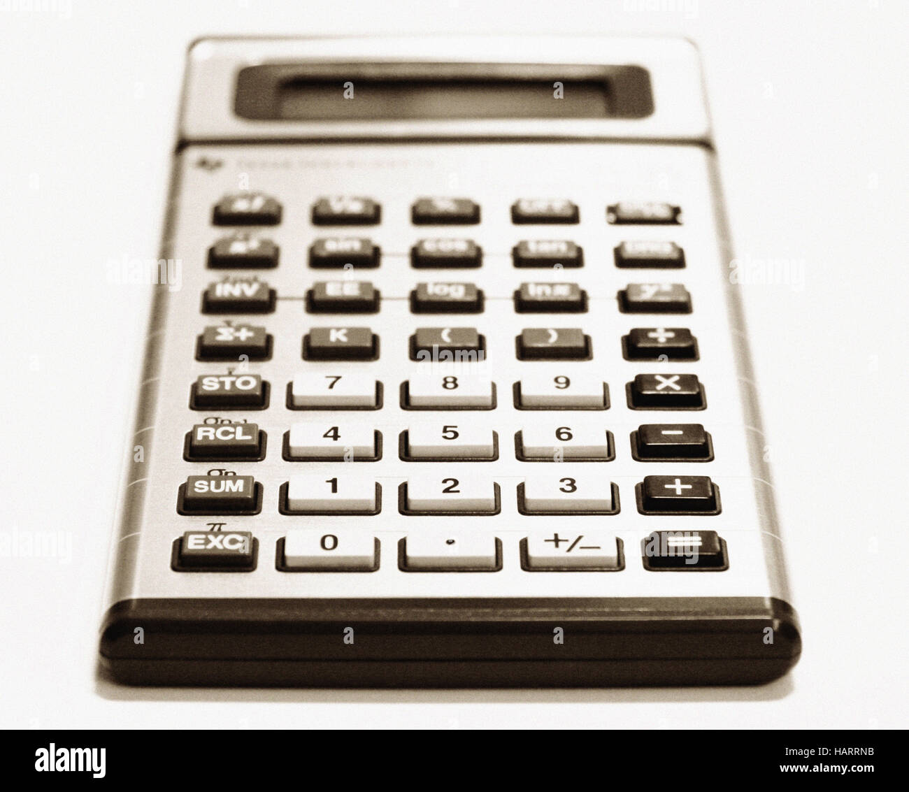 Texas Instruments Stock Photo