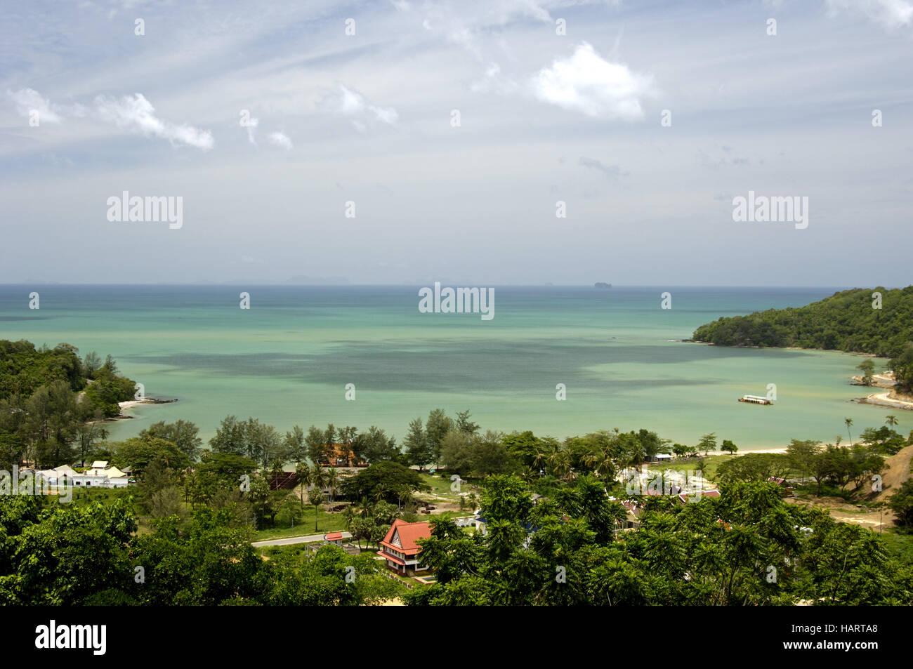 Phuket Bay - Stock Image