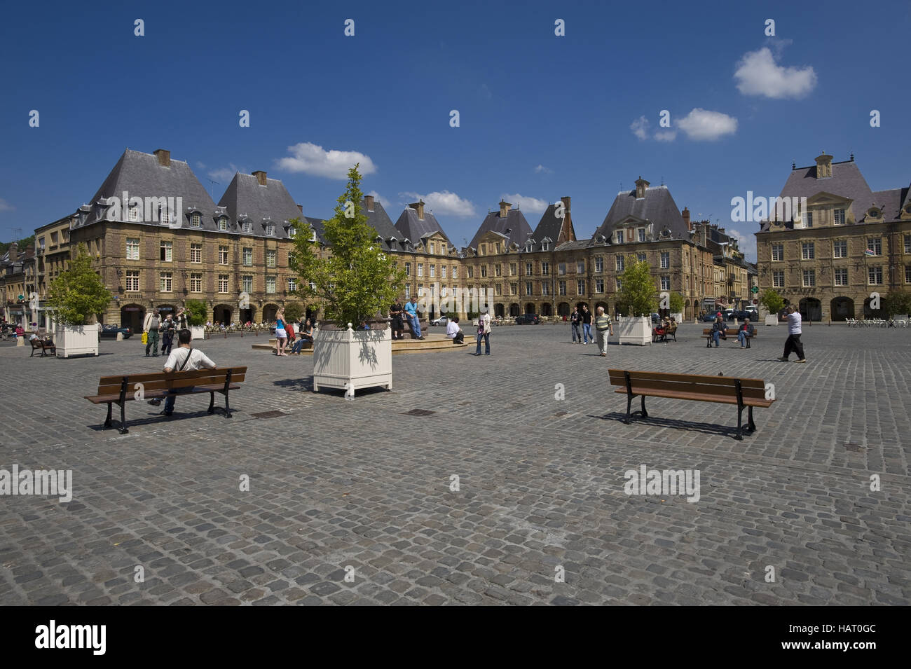Place Ducale - Stock Image